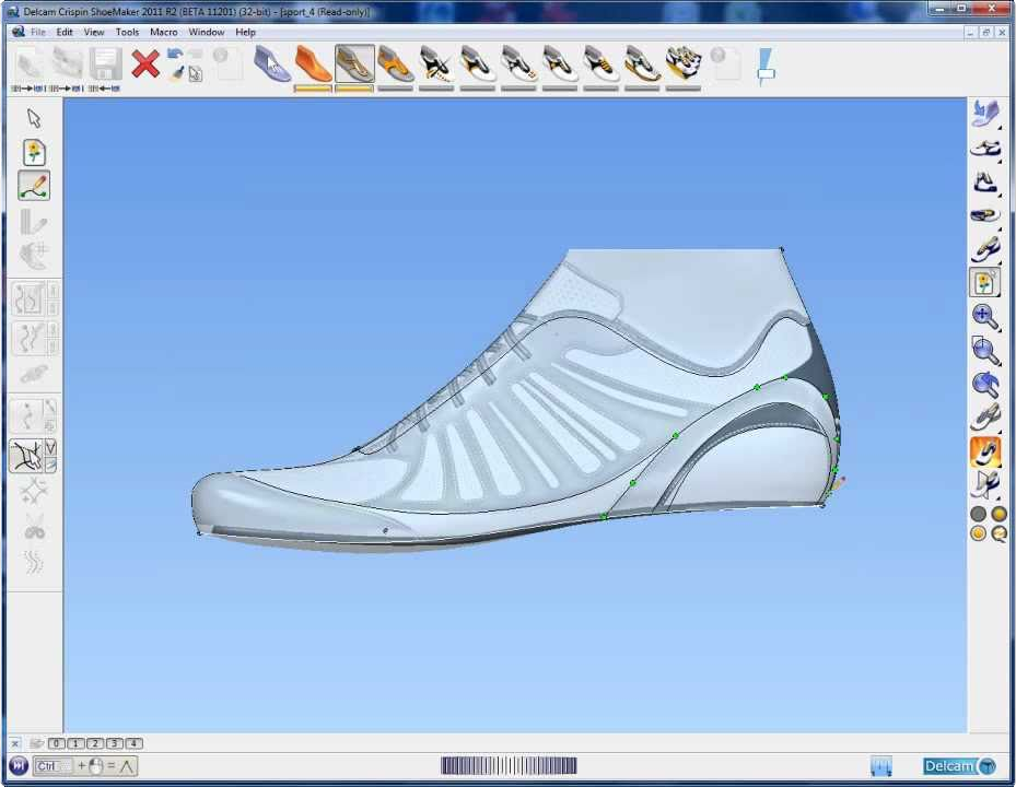 Программа для конструирования обуви скачать