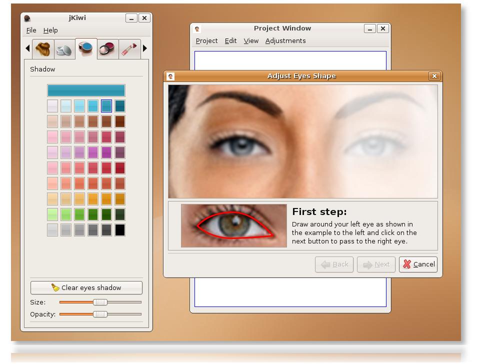 приложение макияж на фото скачать
