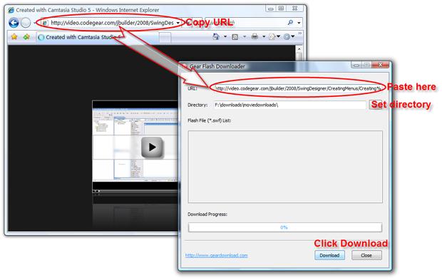 программа для просмотра Swf файлов - фото 6