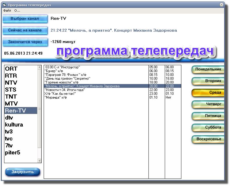 Программа Тв Украина Все Каналы